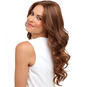Brianna by Envy - Lace Front + Monofilament Top