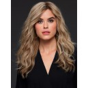 Angie by Jon Renau - Human Hair Hand Tied Cap + Lace Front + Monofilament Top
