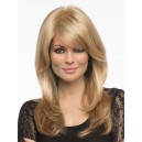 Brooke by Envy - Monofilament Top and Lace Front
