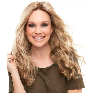 Sarah by Jon Renau - Hand Tied Cap + Monofilament Top + Lace Front
