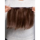 """EasiPieces 8"""" Length with 9"""" Width Base - Human Hair One Piece"""