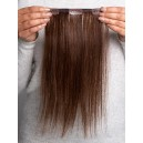 """EasiPieces 12"""" Length with 6"""" Width Base - Human Hair One Piece"""