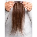 """EasiPieces 12"""" Length with 4"""" Width Base - Human Hair One Piece"""