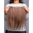 """EasiPieces 12"""" Length with 9"""" Width Base - Human Hair One Piece"""