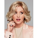 The Twirl & Curl Wig by Eva Gabor - Lace Front + Monofilament Part
